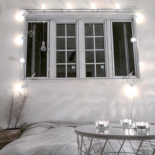 窓やカーテンレールに取り付けて