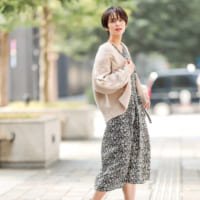 今季は「ざっくり編み」がかわいい♡着回し力の高いカーディガン特集!