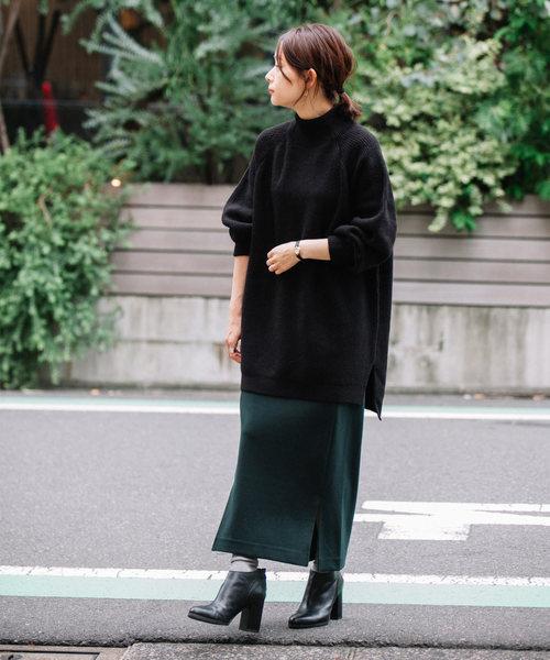 セミタイトスカート2