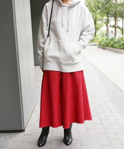 W/ACE ランダムフレアースカート