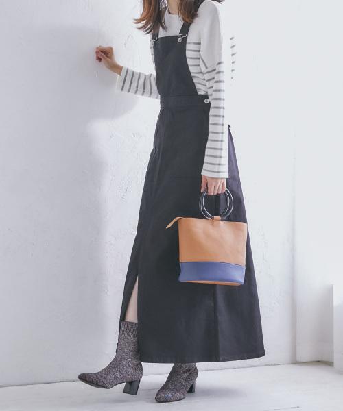 [ORiental TRaffic] 秋冬新作★ラメソックスブーツ★8416