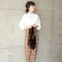 ブラウス&シャツの2018秋コーデ♡可愛くて清潔感ある着こなしをご紹介!
