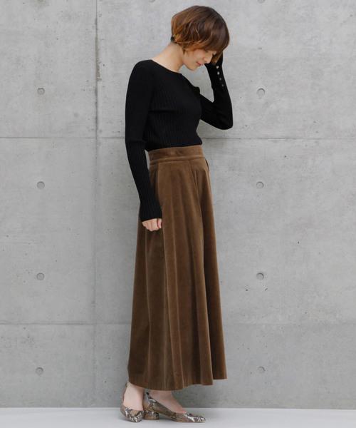[1er Arrondissement] フレンチコールスカート