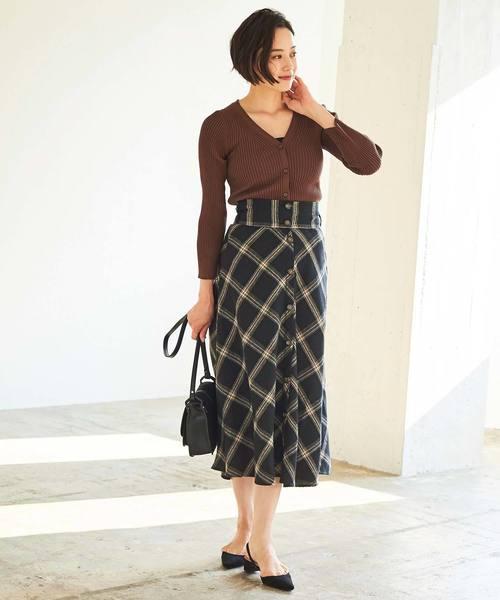 ロングスカート1