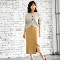 【秋のスカートコーデ】色別・タイプ別で見る大人女子の着こなし術15選◆