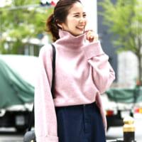 大人な雰囲気漂う♡秋に着るタートル・ハイネックトップス特集!