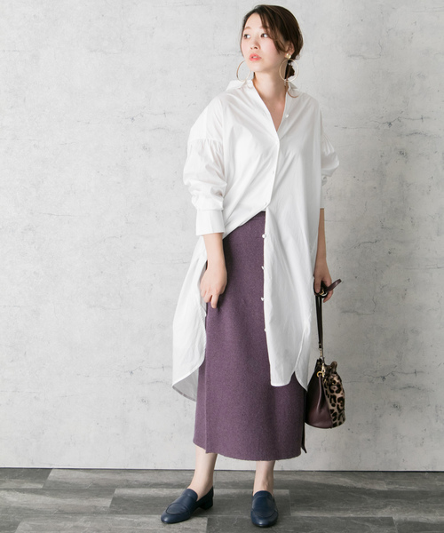 [URBAN RESEARCH ROSSO WOMEN] ニットタイトスカート