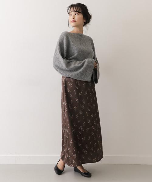 ハナガラナロースカート