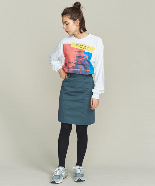 <Dickies>ミニスカート
