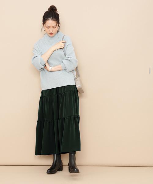 デシンティアードスカート6