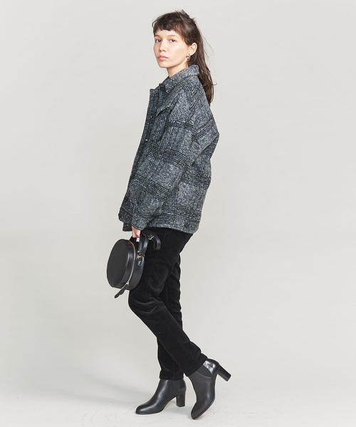 [BEAUTY&YOUTH UNITED ARROWS] <DESIGNERS SOCIETY>ブラッシュジャケット