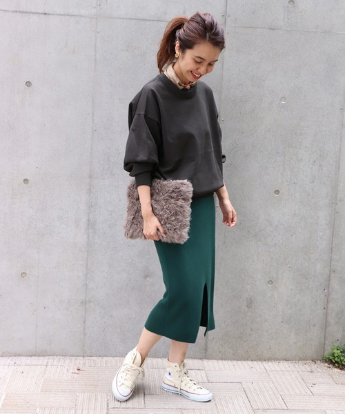 スムースタイトスカート2