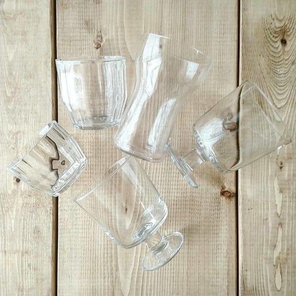 色々なグラス
