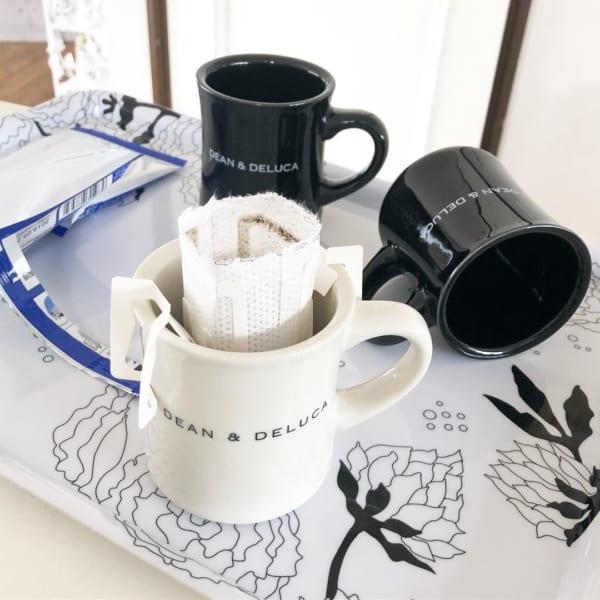ドリップコーヒーにぴったりな、DEAN&DELUCAのトーキョーマグ