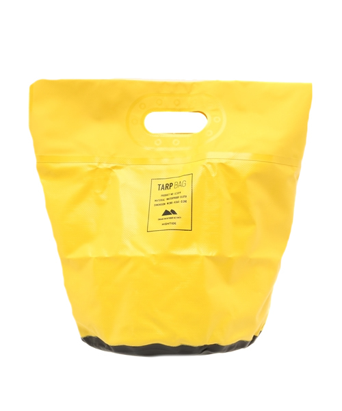[FREAK'S STORE] HIGHTIDE/ハイタイド TARP BAG ROUND-S