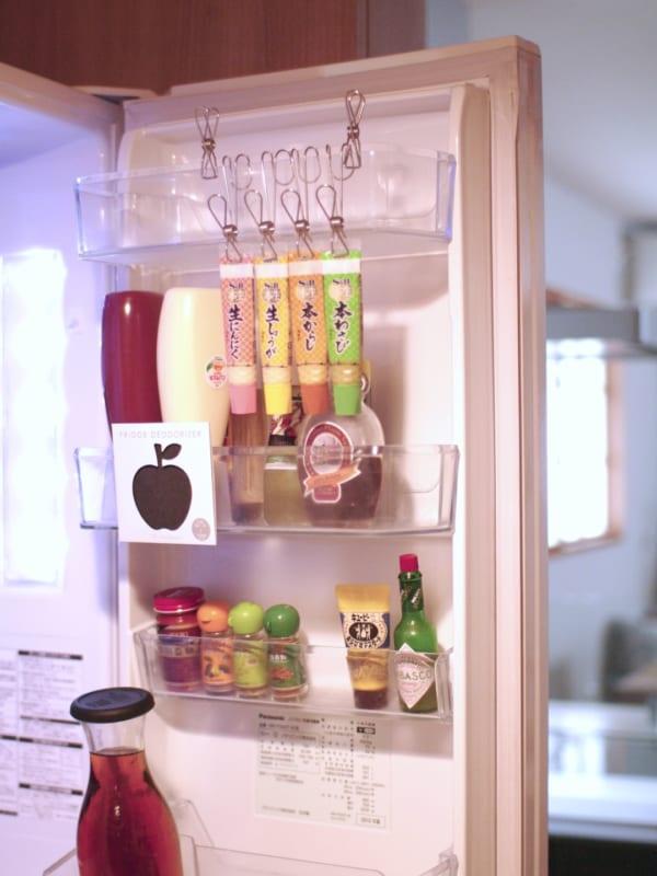消臭シート 冷蔵庫用3