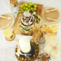 【連載】秋の手作りピクニックパーティーアイデアをご紹介♪