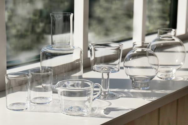 ハンドメイドの温かみをもたらす【SKRUF】社のガラスアイテムをご紹介