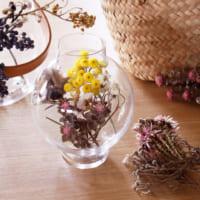 スウェーデンのガラスメーカー【SKRUF】☆素敵なアイテムをご紹介
