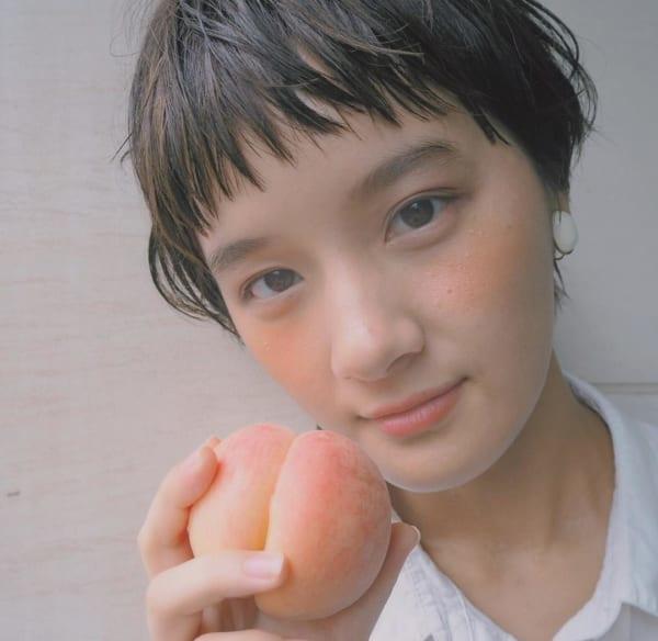 【ショート】前髪ぱっつん髪型集13