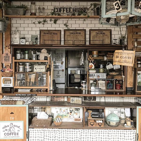 男前×カフェ風12