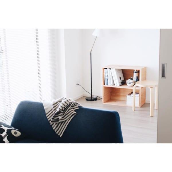 シンプルインテリア♡マンションで二人暮らし。
