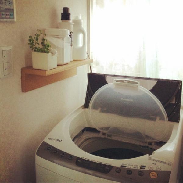 洗面所収納アイデア41