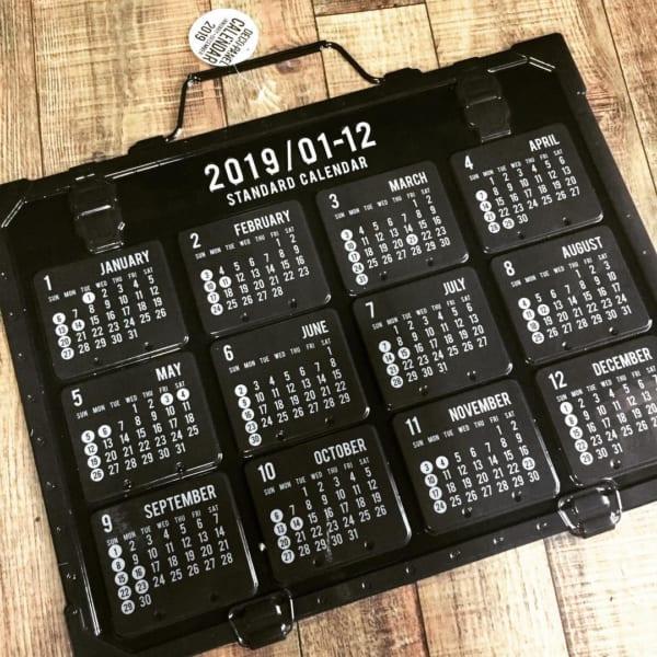 カバン型のデコパネルカレンダー