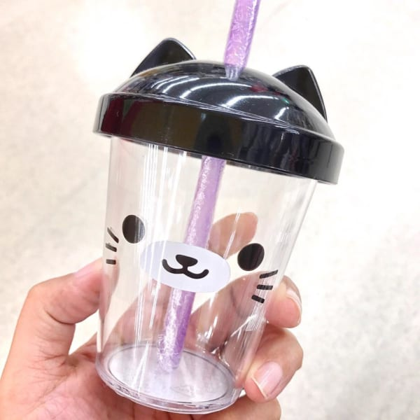 キャンドゥのプラスチックカップ