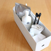 【無印良品】のファイルボックス1/2が使いやすい!ハーフサイズだからできる収納術8選