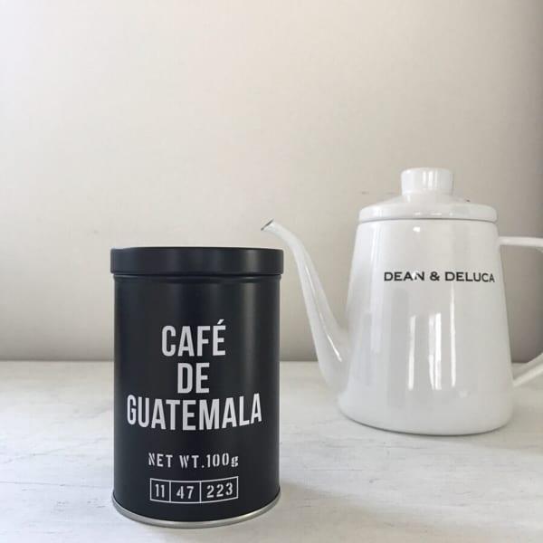 おしゃれなコーヒーキャニスター
