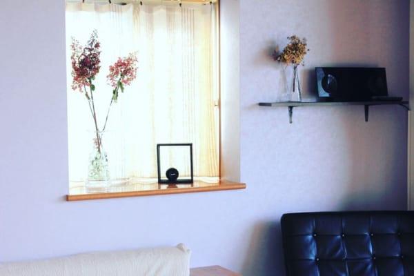 出窓に生活雑貨をレイアウト8