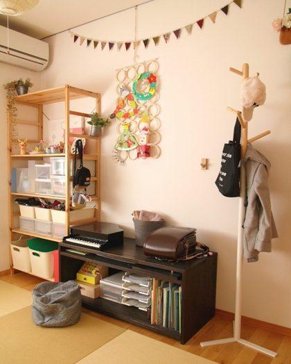 クローゼットでの収納アイデア46