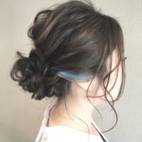 インナーカラーヘアスタイル特集♪チラ見えする髪色がオトナかわいい♡