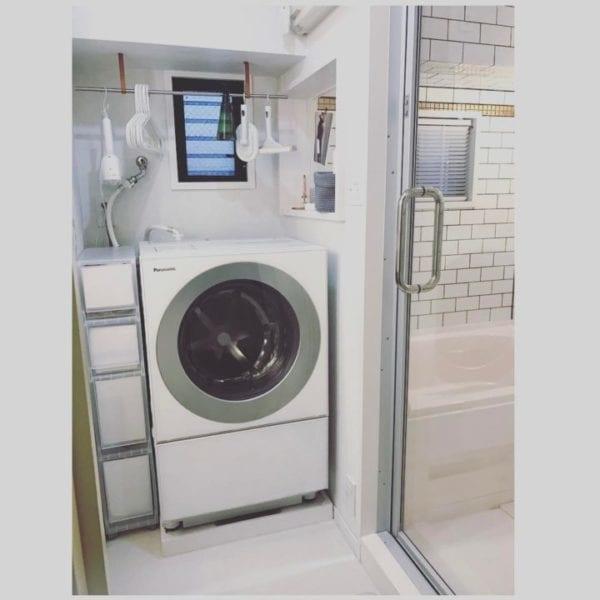 洗面所収納アイデア30