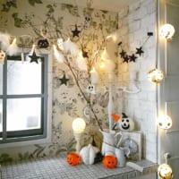 玄関もおしゃれに飾りつけ!参考にしたいハロウィンディスプレイ8選