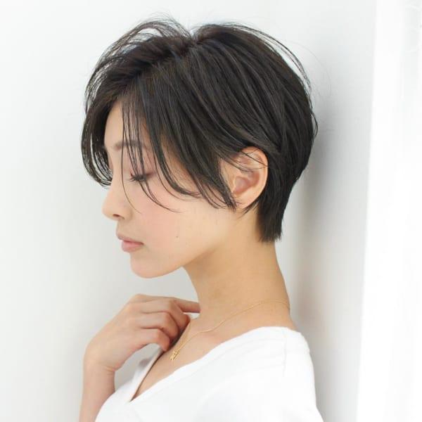 くせ毛 髪型 10代