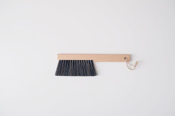 木製卓上ほうき