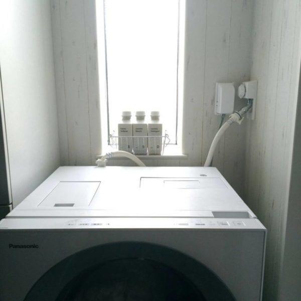 洗面所収納アイデア10