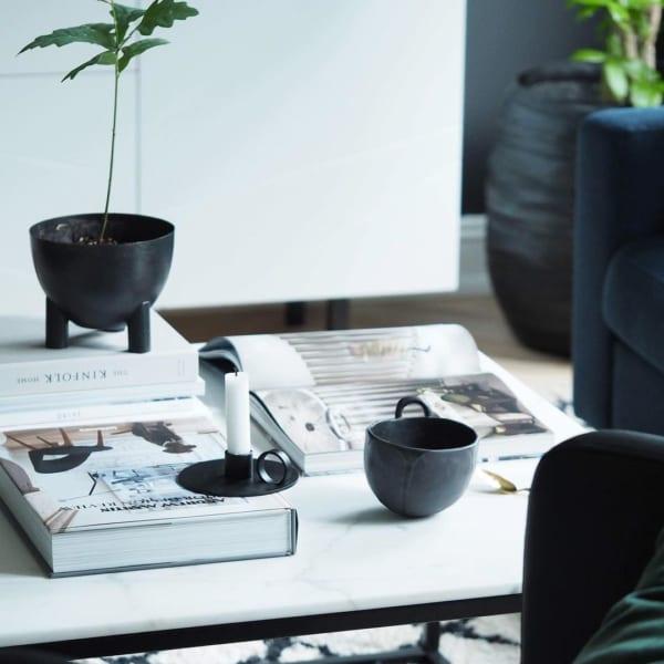 【海外インテリア】ソファ&テーブルのスタイリング実例集
