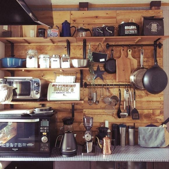 キッチン収納12