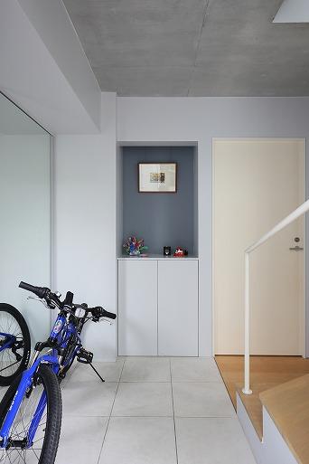 築浅の既存の良さを活かし、空間を広く使う引き算リノベ2