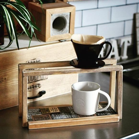おしゃれなカフェ風アイテムdiy5