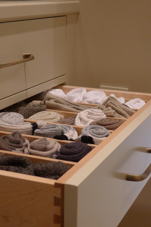 靴下のたたみ方&収納実例をご紹介52