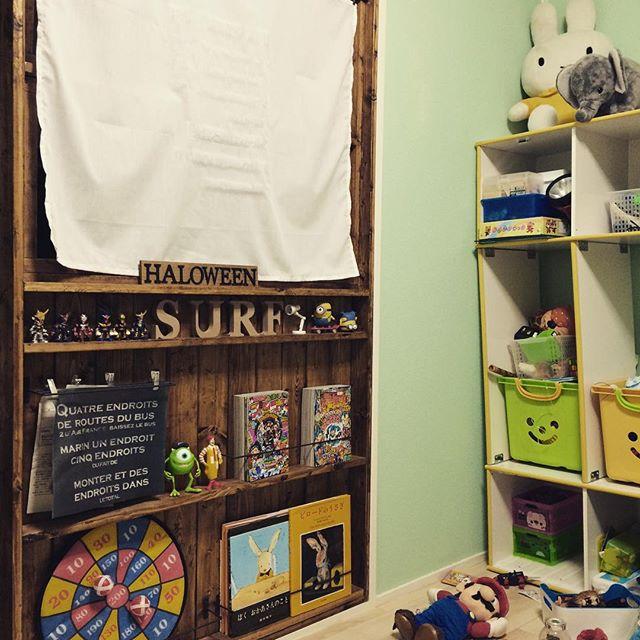 本棚をDIY48