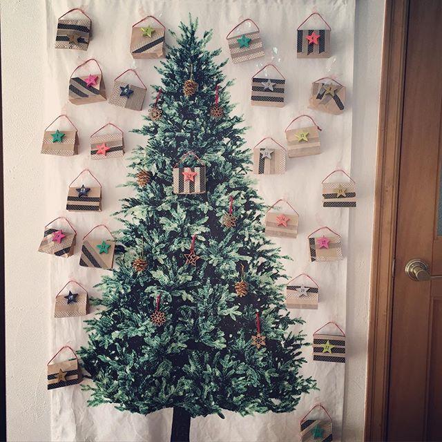 クリスマスツリーインテリア16