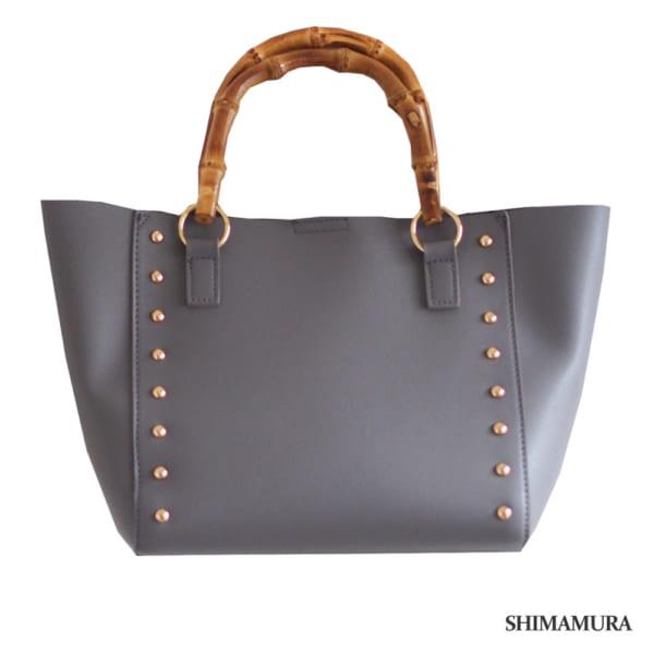トレンドの「バンブーハンドル」のバッグ