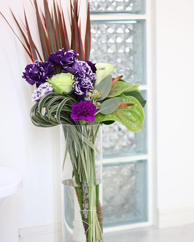 お花で華やぎをプラスする