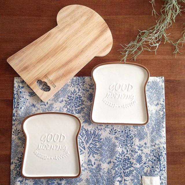 食パン型カッティングボード