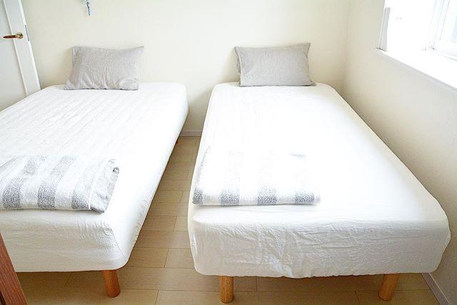 寝室のリセット